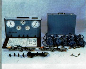 К235М предназначен для проверки технического состояния пневматического привода тормозной системы автомобилей...
